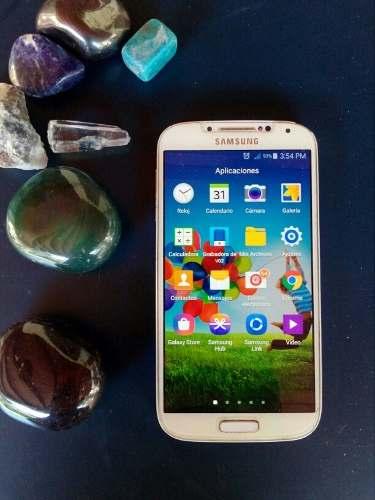 Teléfono Samsung S4 Grande En Perfecto Estado