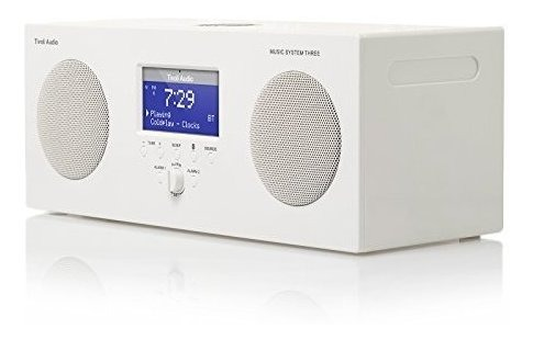 Tivoli Audio Musica Tr Portable Hi Fi Blanco