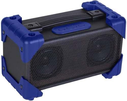 Vivitar Corneta Bluetooth Retro Boom Box V143bt-blu-km