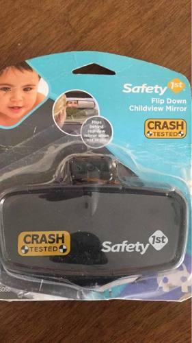 Espejo Retrovisor Safety 1st / Flip Down Childview Mirror