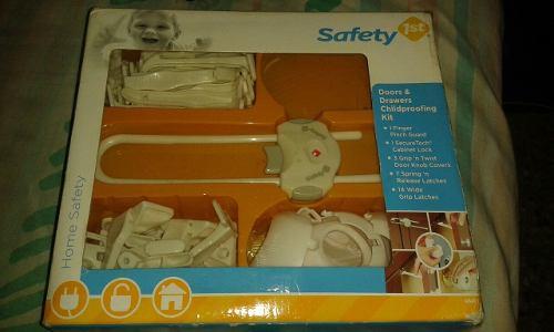 Kit De Seguridad Para Bebés En El Hogar 3ds