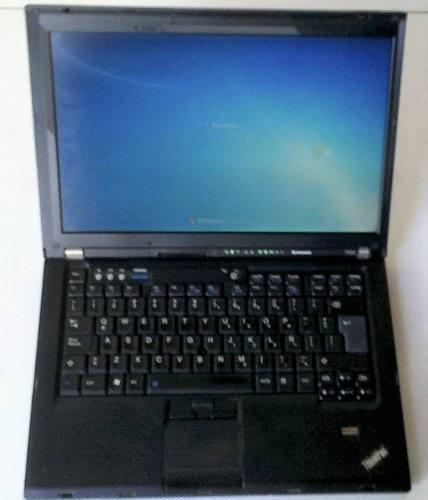 Laptop Lenovo T400 4gb Ram Disco Duro 160gb Wifi Pantalla 14