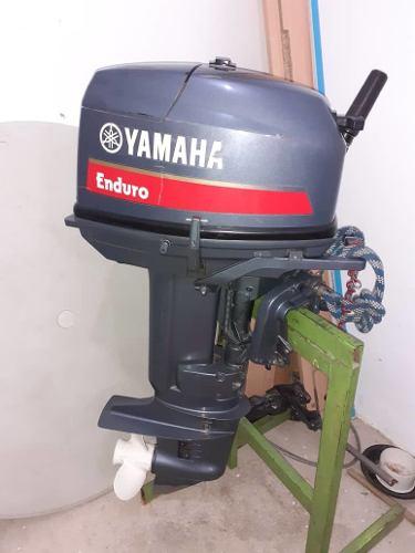 Motor 25 Hp Fuera De Borda Yamaha