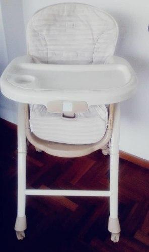 Silla De Comer Para Bebés/niños 6m-5a. Marca Naturess