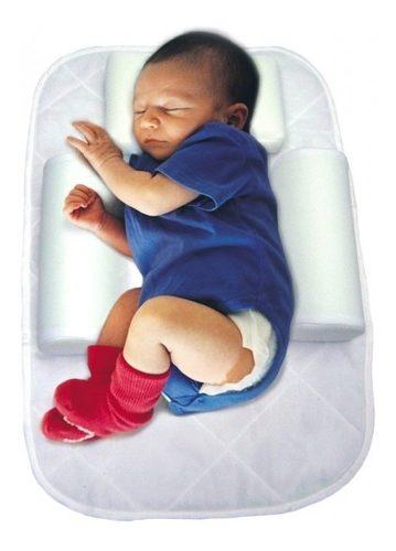 Soporte De Cabeza Y Espalda Para Bebe Marca Care