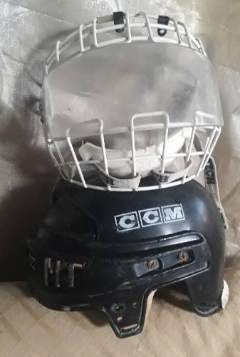 Casco De Hockey / Coleo 40 Gringos