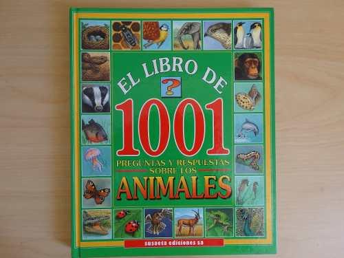El Libro De  Preguntas Y Respuesta, Sobre Los Animales