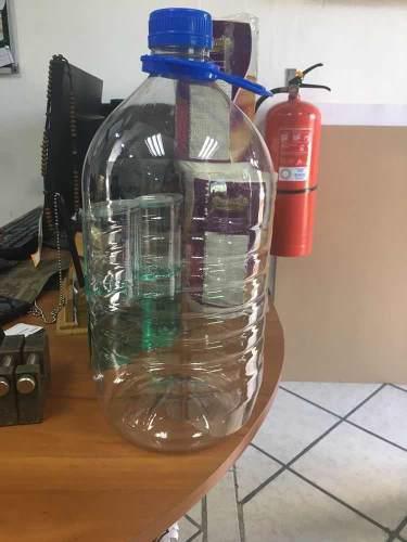 Envases Plásticos Tipo Pet De 5 Litros