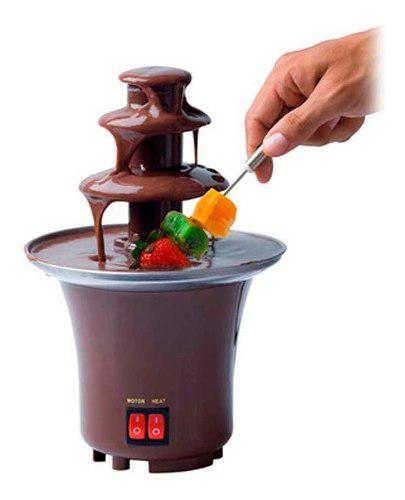 Fuente De Chocolate Pequeña