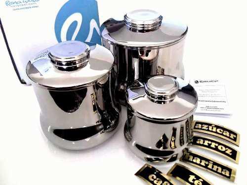Potes De Cocina Rena Ware 3 Piezas Nuevos Super Oferta.!!!