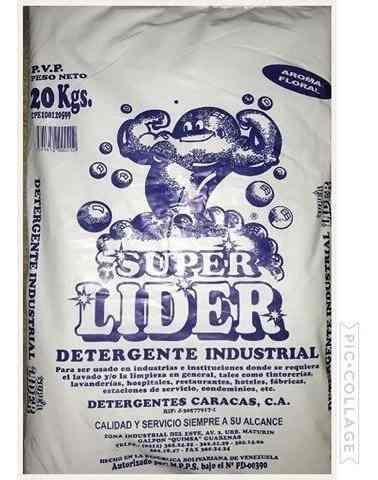 Super Lider 20 Kilos (40 Verds El Saco -oilfarma-
