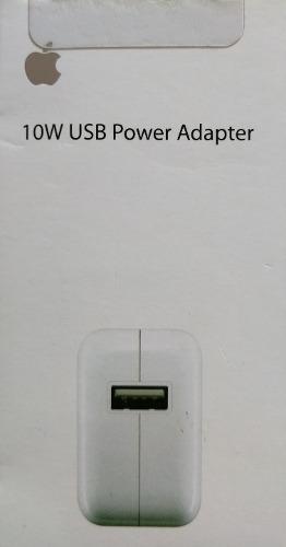 Adaptador De Corriente Para iPad