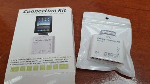 Conector 5 En 1 Para iPad 1, 2 Y 3.