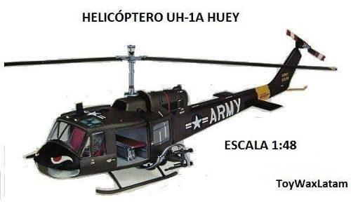 Helicóptero Uh-1c