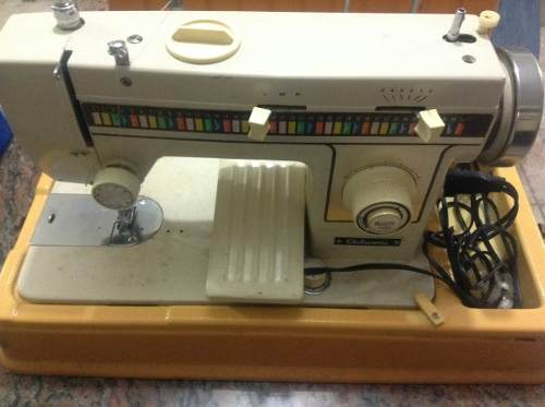 Maquina De Coser Electronic En Optimas Condiciones, Oferta!