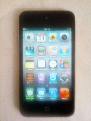 iPod Touch 4ta Generación 64gb.