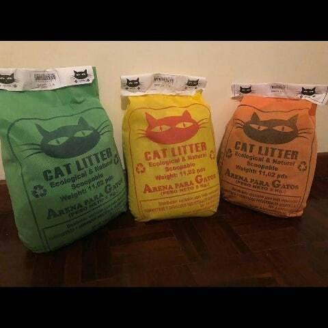 Arena Para Gatos Cat Litter