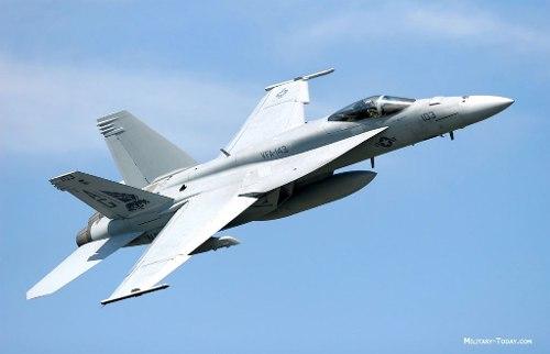 Avion A Escala 1/48 F/a 18 Super Hornet Revell