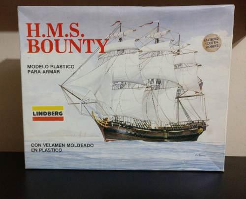 Barco Hms County Marca Lindberg Nuevo Precio Publicado
