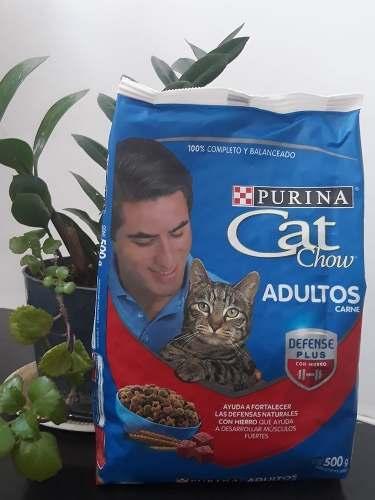 Gatarina Cat Chow De Medio Kilo.