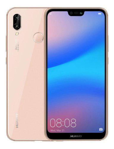 Huawei P20 Lite Rosado 32 Gb 4 Ram Nuevo Tienda Garantia