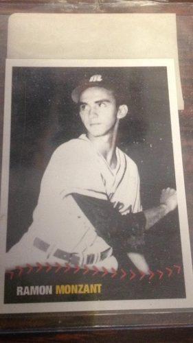 Rigoju Barajita Ramón Monzant Álbum Historia Del Beisbol
