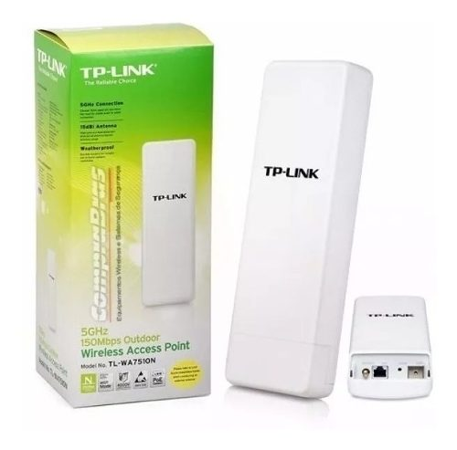 Access Point Tp Link Modelo Tl-wan 5ghz