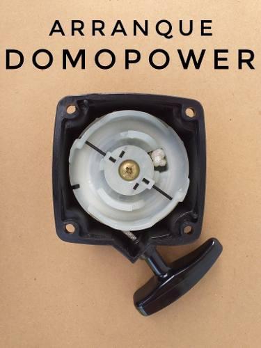 Arranque Completo Yoyo Desmalezadora Domopower Bc 4300