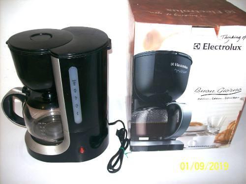 Cafetera Electrica Electrolux 24 Cafes 100% Operativa