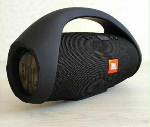 Corneta Portátil Jbl Boombox L Bluetooth Usb (35verde)