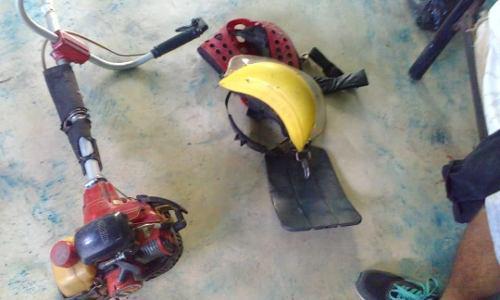 Desmalezadora Máquina De Cortar Monte Marca Chindawa