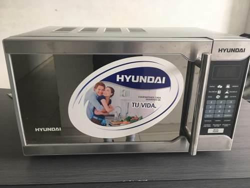 Horno Microondas Hyundai Modelo Hdmo 20l-i