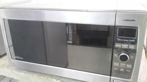 Inverter Panasonic Horno Microondas