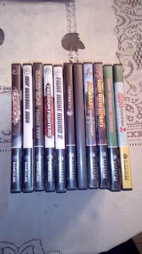 Juegos Originales De Game Cube En Perfecto Estado