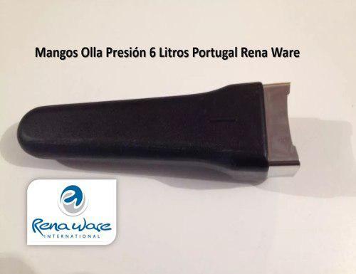 Mango De Olla Presión 6 Litros Portugal Rena Ware