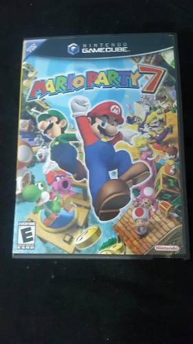 Mario Party 7 Para Nintendo Gamecube
