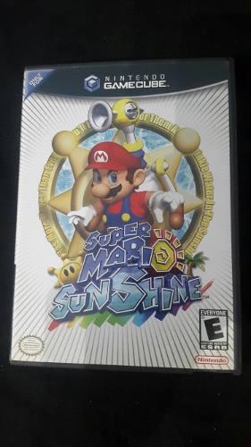 Super Mario Sunshine Para Nintendo Gamecube