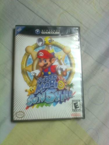 Super Mario Sunshine,gamecube