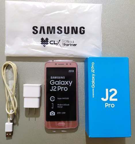 Celular Samsung J2 Pro 16 Gb Liberado 4g