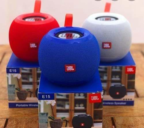 Corneta Portátil Jbl E 15 Bluetooth Radio Mp3 Tienda