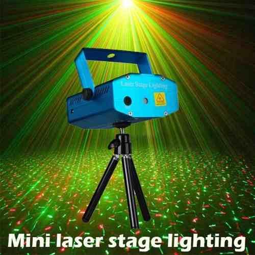 Proyector Luces De Navidad Laser Led Star Shower Interiores