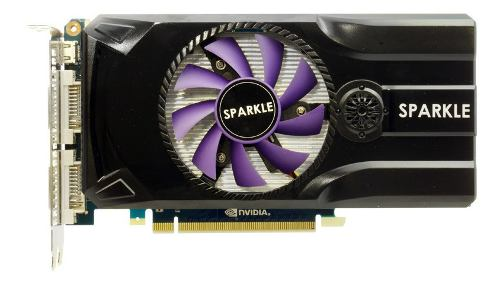 Tarjeta De Video Nvidia Gtx gb Sparkle Pcie 2.0