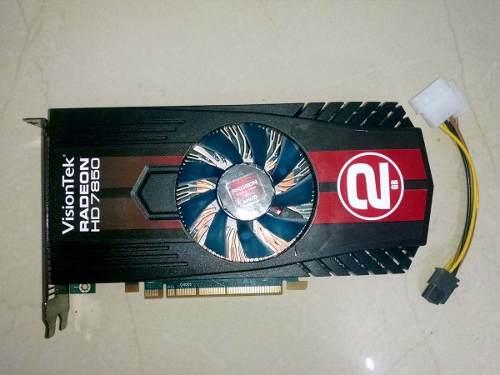 Tarjeta Video Grafica Visiontek Radeon Hd gb Cambio I7