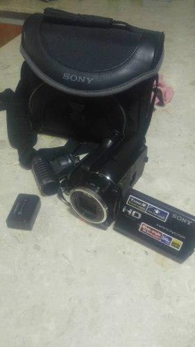 Camara Filmadora Sony Hd En Excelente Estado