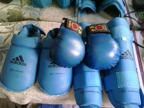 Canilleras De Karate adidas