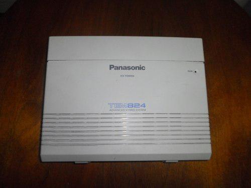 Central Telefónica Panasonic Kx-tem824 6 Lineas 16