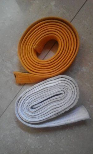 Cinta Para Karate Marca Lopfre