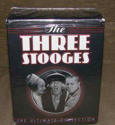 Coleccion De Los Tres Chiflados