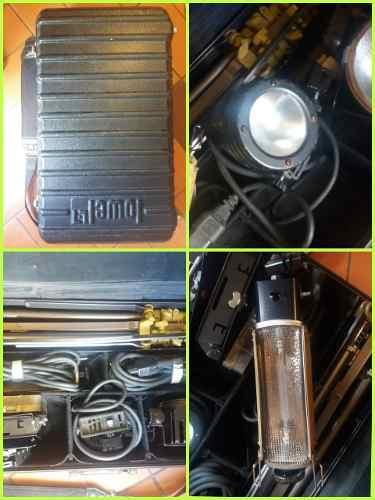 Equipo Para Iluminacion De Fotografia Y Video