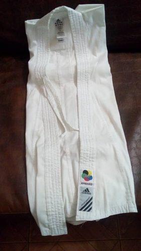Karategui adidas Kumite Federado Talla 1.50